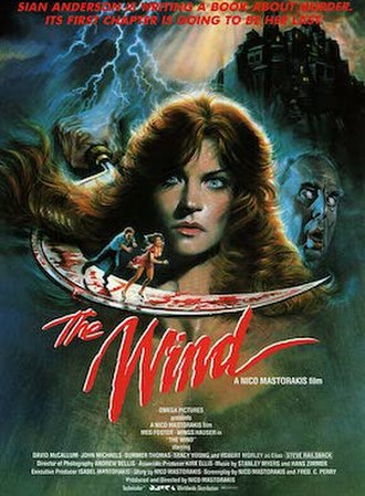 The Wind (1986 film) - Image: The Wind Poster