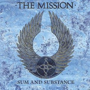 Sum and Substance - Image: Themission sumandsubstancecover