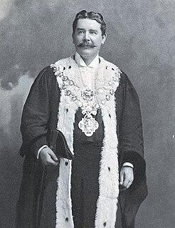 Thomas Hughes (Sydney mayor) New South Wales businessman and politician