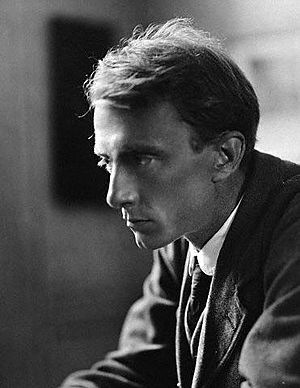 Edward Thomas (poet) - Thomas in 1905