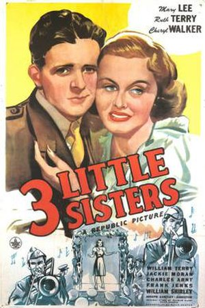Three Little Sisters - Theatrical release poster