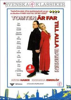 <i>In Bed with Santa</i> 1999 Swedish comedy film directed by Kjell Sundvall