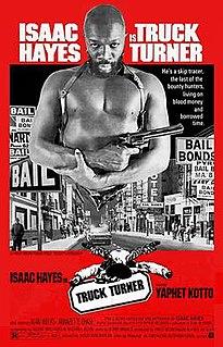 <i>Truck Turner</i> 1974 film by Jonathan Kaplan