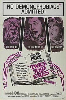 <i>Twice-Told Tales</i> (film) 1963 film by Sidney Salkow