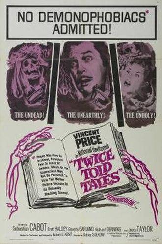 Twice-Told Tales (film) - Image: Twicetoldtales