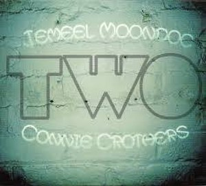 Two (Jemeel Moondoc album) - Image: Two Moondoc Crothers cover