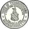 Official seal of Tyngsborough, Massachusetts