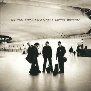 All That You Can't Leave Behind - Image: U2 all that you cant leave behind
