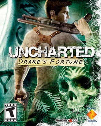Uncharted: Drake's Fortune - Image: Uncharted Drake's Fortune