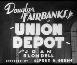 Union Depot (film) - Title Shot