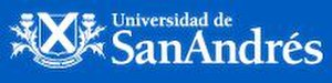 University of San Andrés - Image: Universidad de San Andrés logo