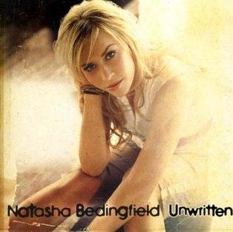 Natasha Bedingfield — Unwritten (studio acapella)