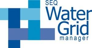 SEQ Water Grid Manager - Image: WGM LOGO WEB