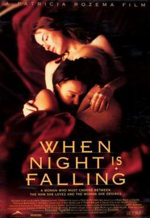 When Night Is Falling - Poster