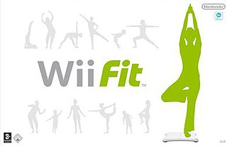 <i>Wii Fit</i> video game