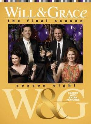 Will & Grace (season 8) - Image: Will & Grace The Final Season Season 8