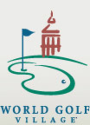 World Golf Village - Image: Worldgolfvillagelogo