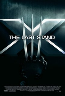 <i>X-Men: The Last Stand</i> 2006 superhero film