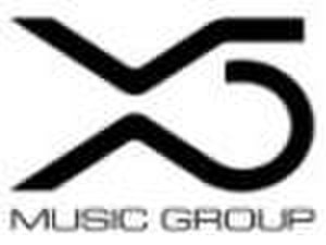 X5 Music Group - Image: X5Music Group