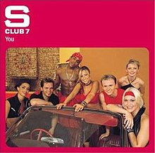 S Club 7 — You (studio acapella)