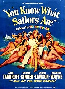 You Know What Sailors Are FilmPoster.jpeg