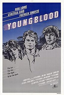 <i>Youngblood</i> (1986 film) 1986 film by Peter Markle