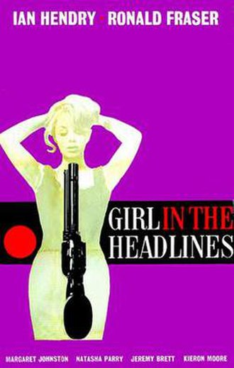 "Girl in the Headlines - Image: ""Girl in the Headlines"""
