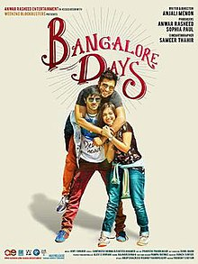 Bangalore Days Wikipedia