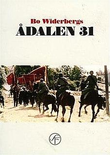 1969 Swedish film directed by Bo Widerberg