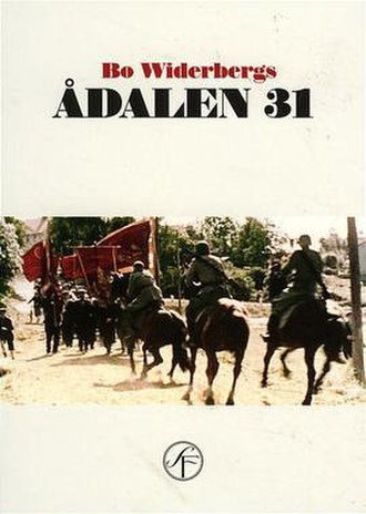 Ådalen 31 - Theatrical release poster
