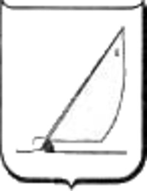 Sailing at the 1948 Summer Olympics - Image: 1948 Sailing symbol