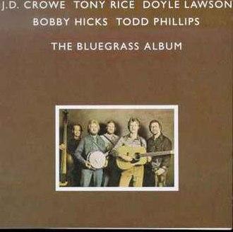 The Bluegrass Album - Image: 1981 volume 1