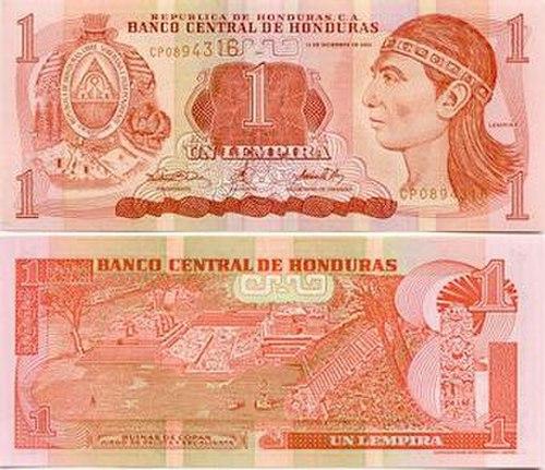 Honduran lempira
