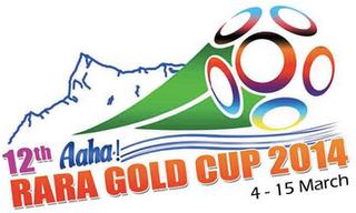 2014 Aaha! Rara Gold Cup football tournament season