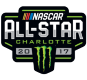 Monster Energy NASCAR All-Star Race - Image: 2017 Monster Energy All Star Race logo