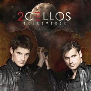 Celloverse - Image: 2Cellos Celloverse Album art