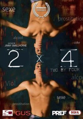 2by4 - French DVD Cover
