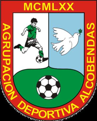 Alcobendas CF - Image: AD Alcobendas logo