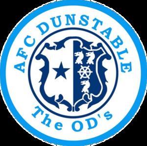 AFC Dunstable - Image: AFC Dunstable logo