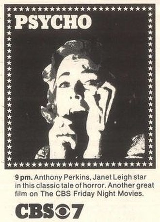 CBS Thursday Night Movie - The film that CBS never aired.