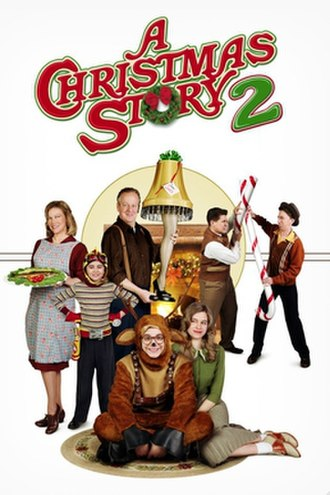 A Christmas Story 2 - DVD cover