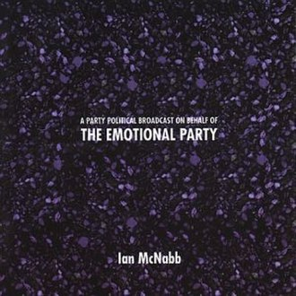 A Party Political Broadcast on Behalf of the Emotional Party - Image: A Party Political Broadcast on Behalf of the Emotional Party cover art