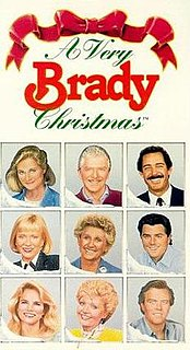 <i>A Very Brady Christmas</i> 1988 television film directed by Peter Baldwin