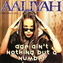 age ain t nothing but a number  song    wikipedia  the free