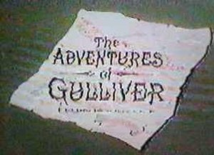 The Adventures of Gulliver - Title screen