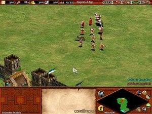 Genie Engine - The Conquerors using the Genie Engine