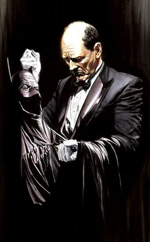 Alfred Pennyworth - Image: Alfred Pennyworth (Alex Ross)