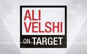Ali Velshi on Target - Title Card