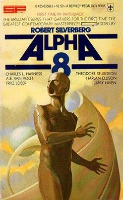 Alpha 8 (Robert Silverberg anthology)