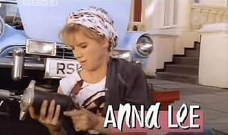 Anna Lee (TV series) - Title card from the episode 'Dupe'